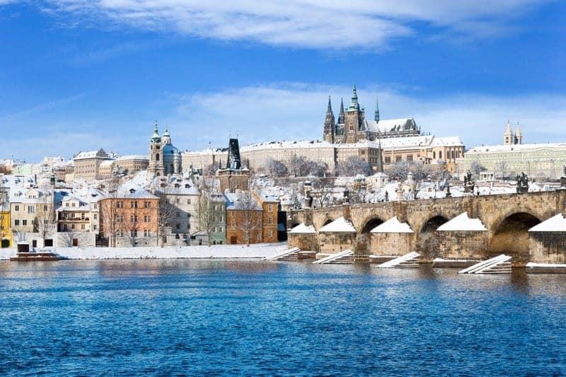 Zimowy wyjazd z dzieckiem do Pragi