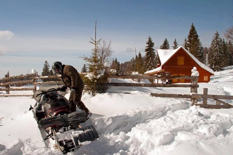 Zimowy wyjazd z dzieckiem do Zakopanego