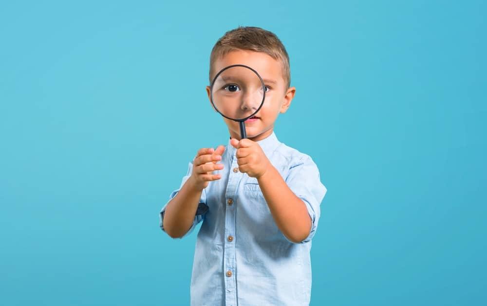 Dziecięcy detektyw
