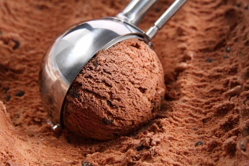 domowe lody czekoladowe