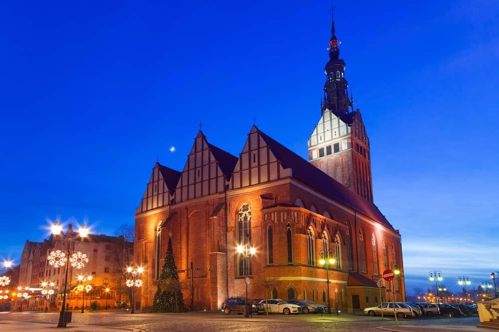 Co zobaczyć w Elblągu? Katedrę św. Mikołaja