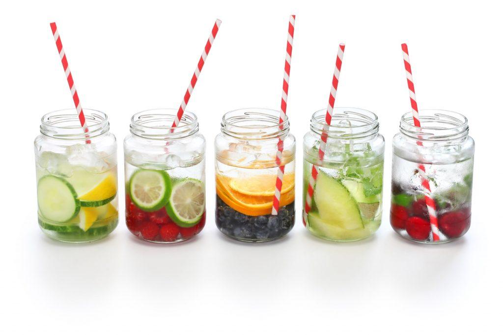 Słoiczek z ulubionym napojem - super pomysł