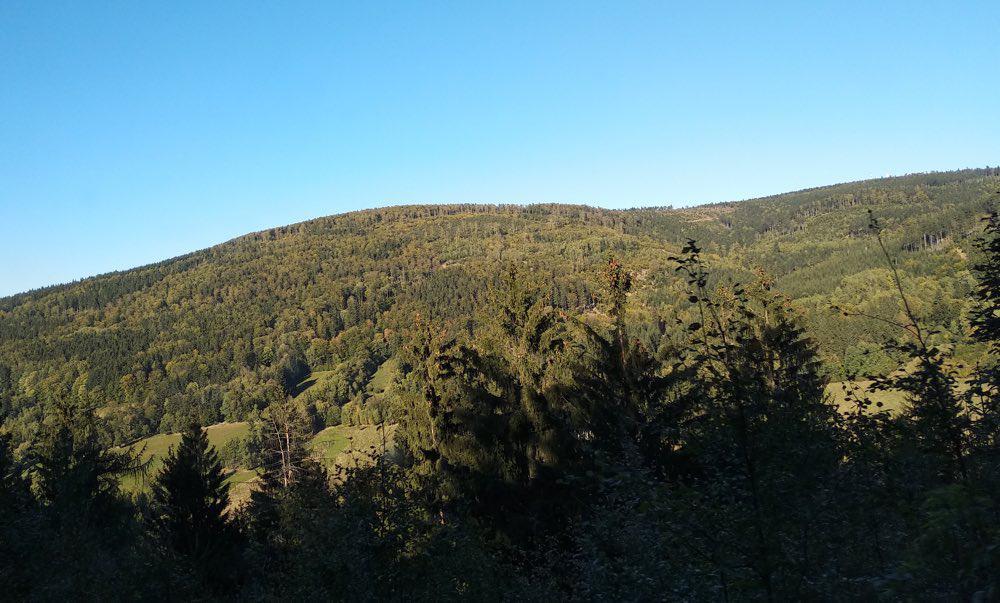 Góry Sowie i Wielka Sowa - największy szczyt tych gór